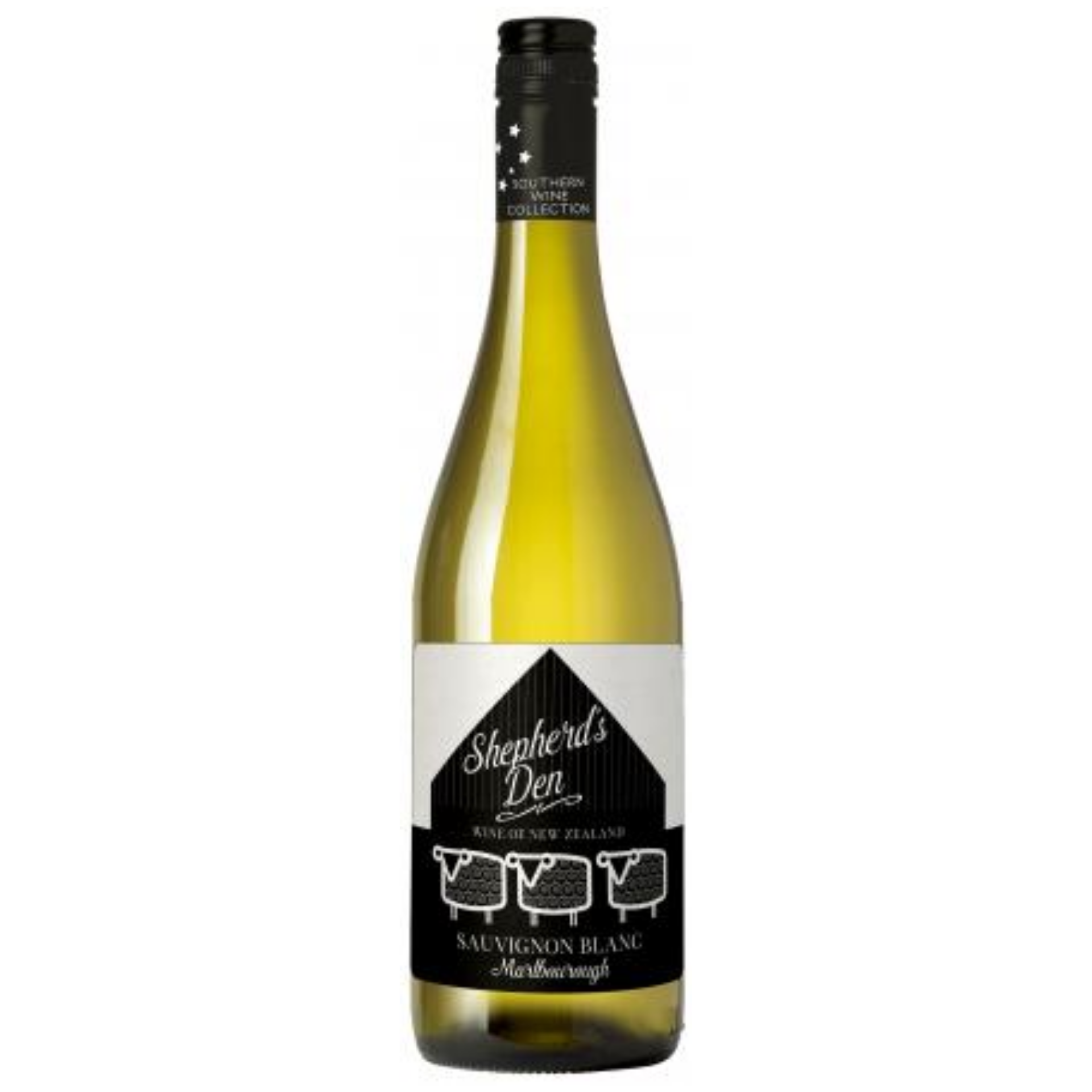 Shepherds Den Sauvignon Blanc 2018 750ml