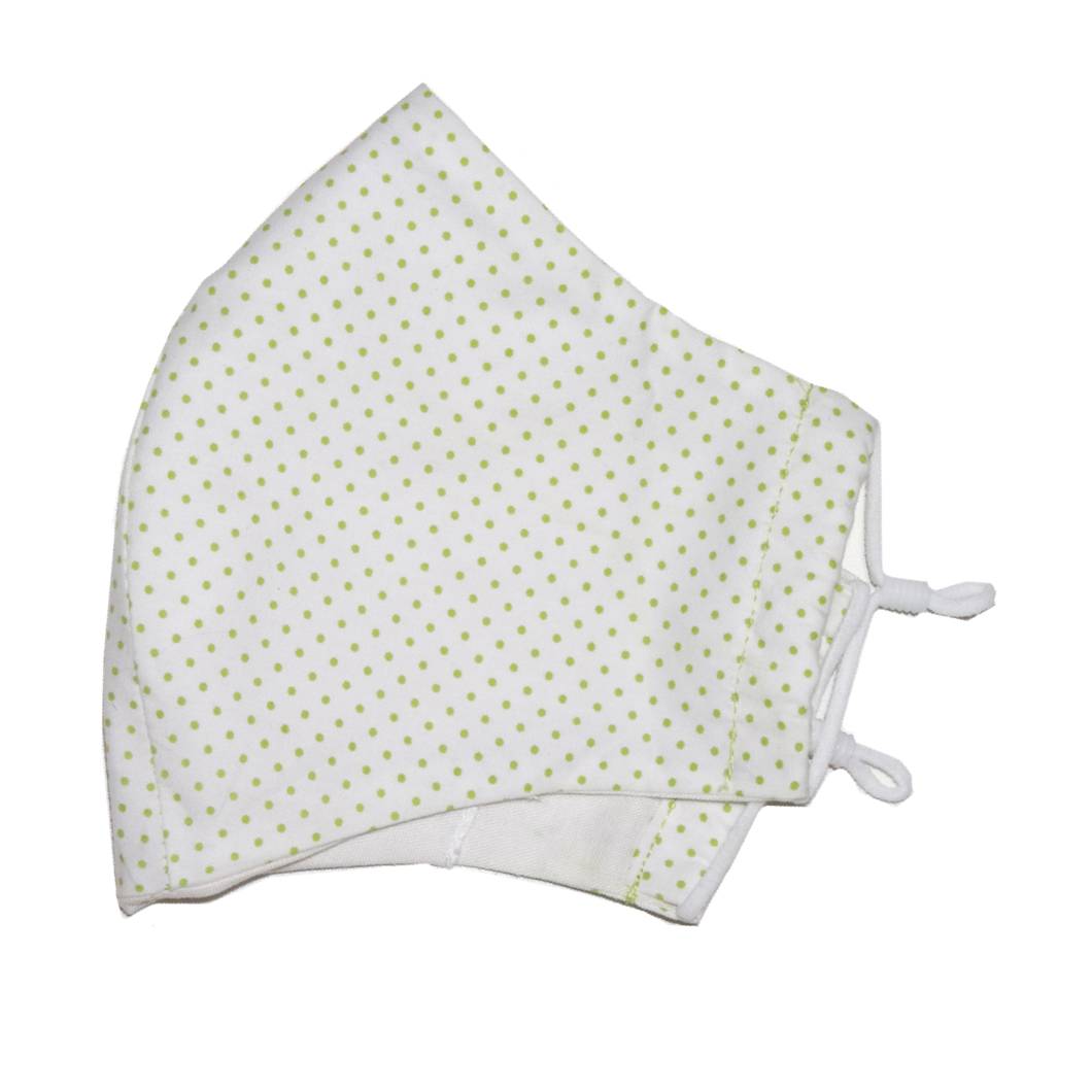 Everyday Cotton Mask - Polka Dots