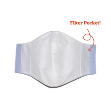 Load image into Gallery viewer, Everyday Cotton Mask - Solid