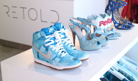RETOLD Store Nike Trainers