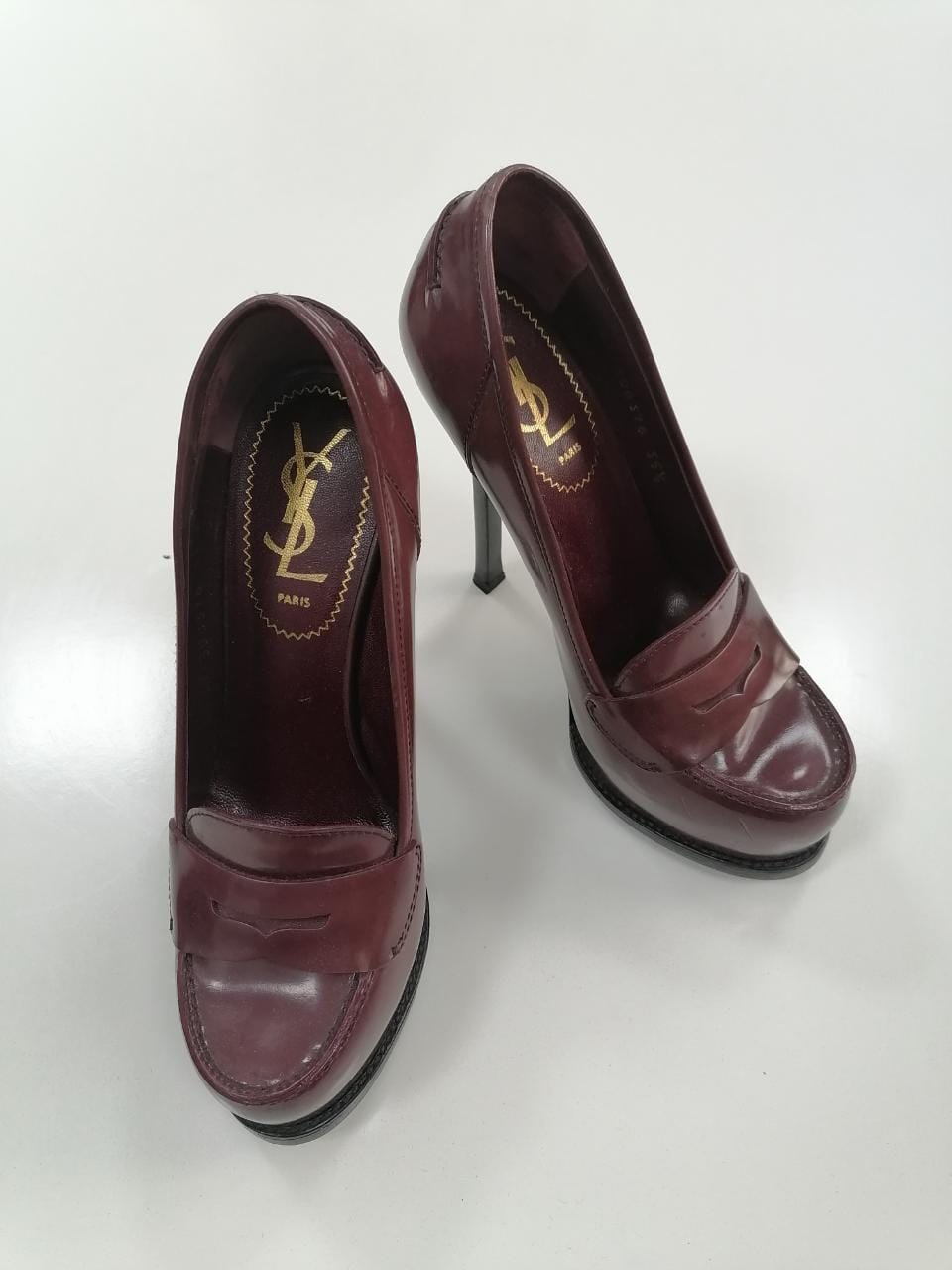 Shoes by Yves Saint Laurent