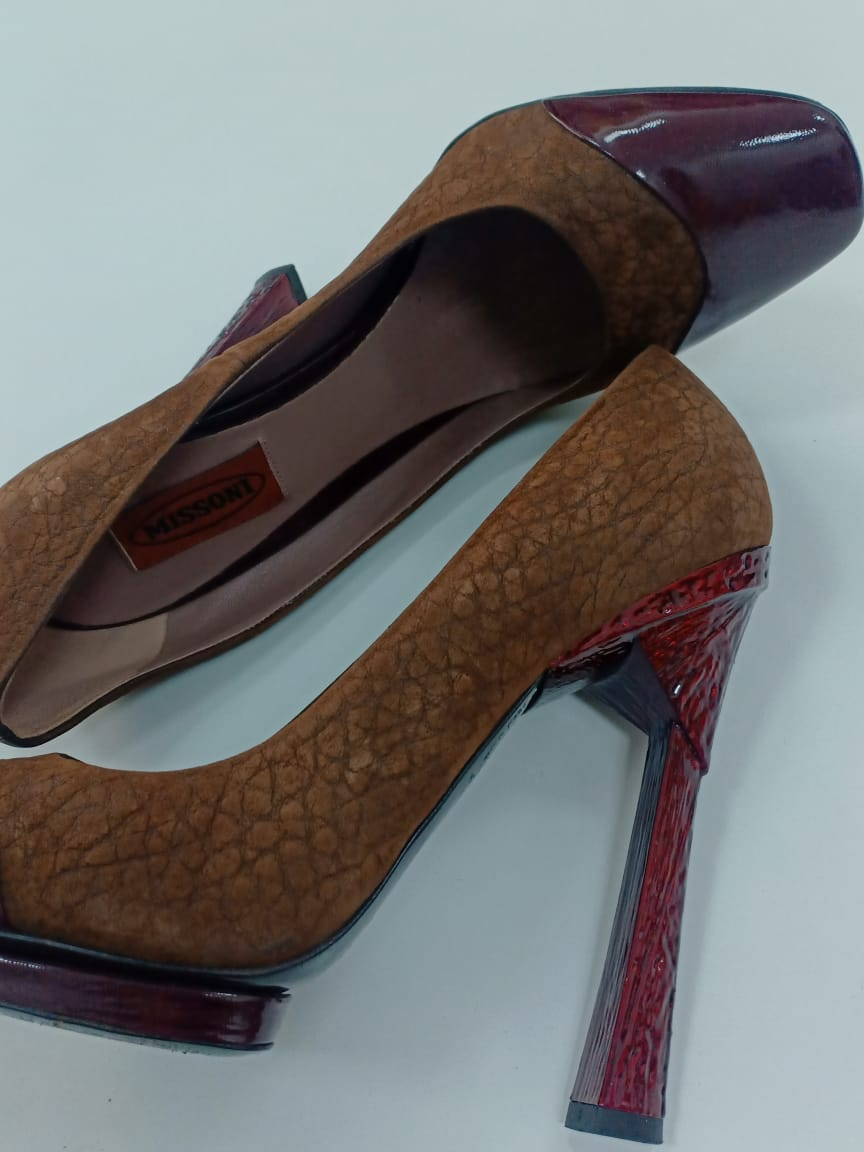Shoes by Missoni