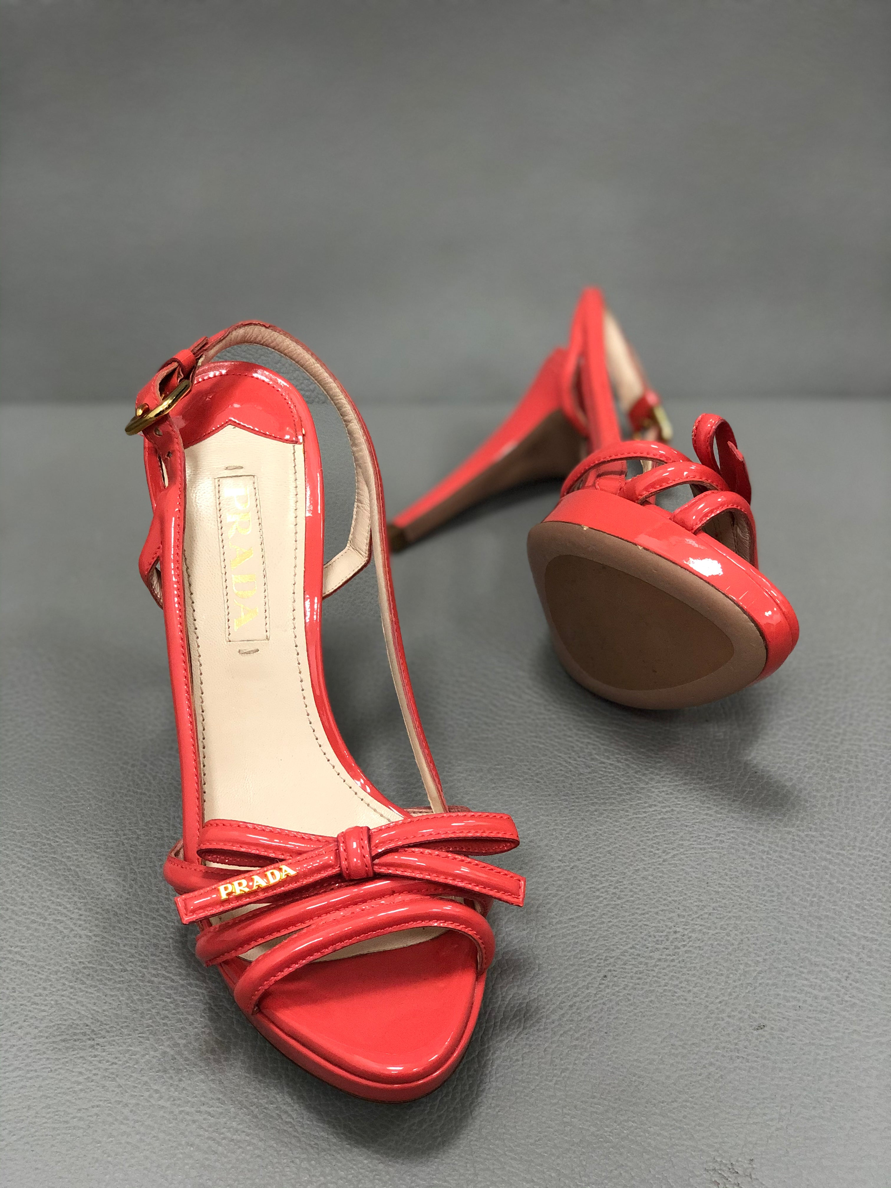 Shoes by Prada
