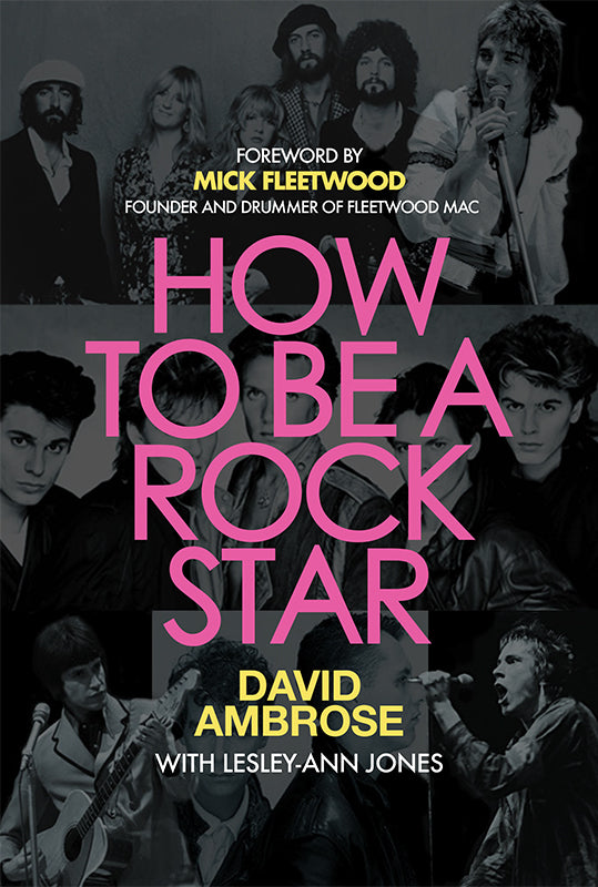 HOW TO BE A ROCK STAR (Pre-order)