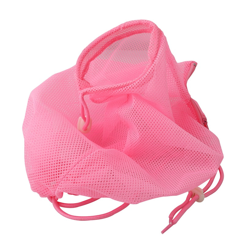 Net Grooming Bag for Cats