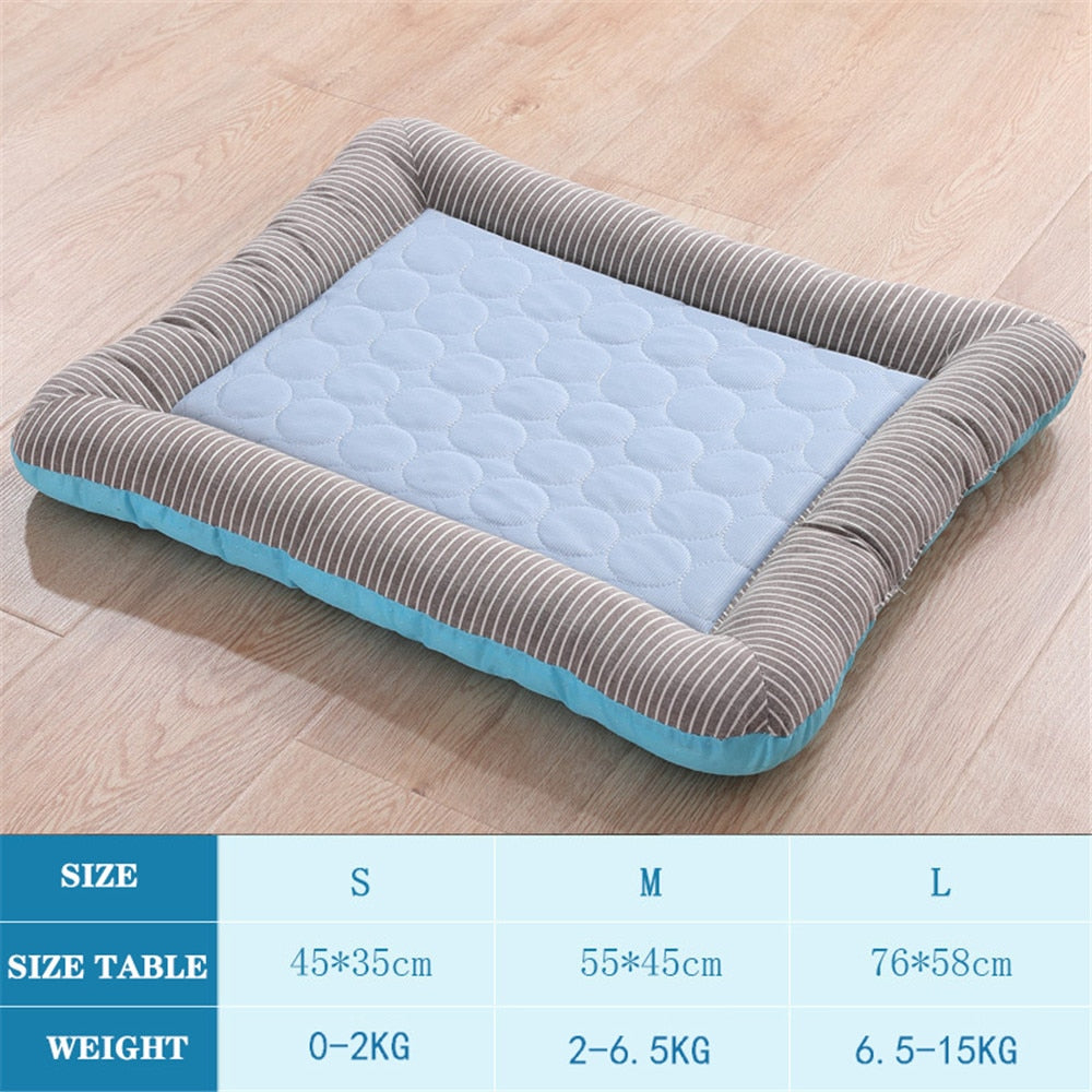 Cooling Pet Bed