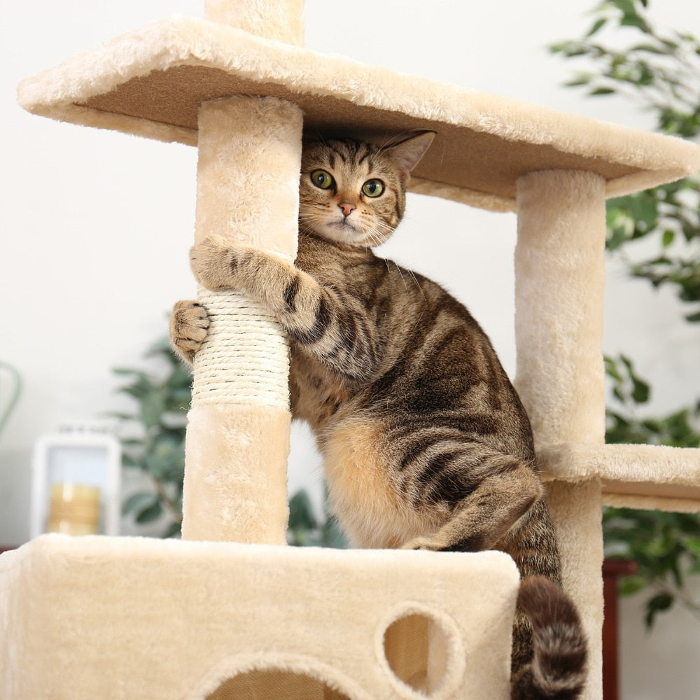 Cat Tree Sleeping & Activity Tower