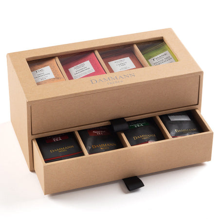 COFFRET 7/7 - COFFRET KRAFT 2 TIROIRS CRAFT