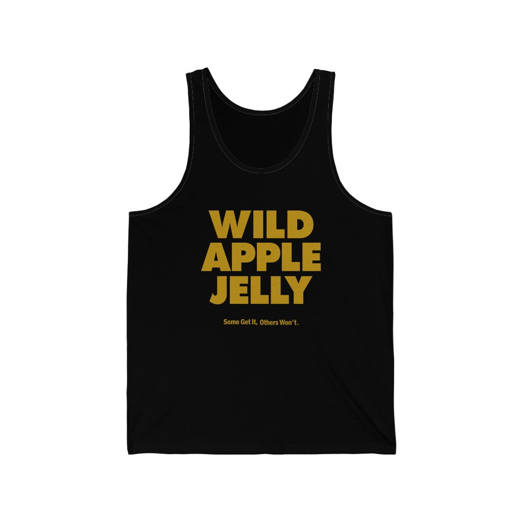 Alpha Phi Alpha Greek Wild Apple Jelly Tank Top