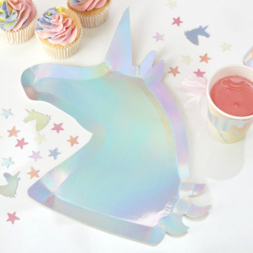 PARTY TEMA UNICORN
