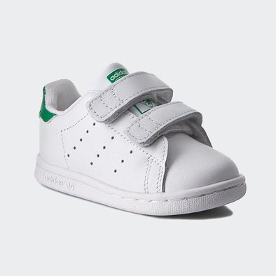 Sneakers Baby Adidas Stan Smith con Strap Verde | ADIDAS | RocketBaby.it