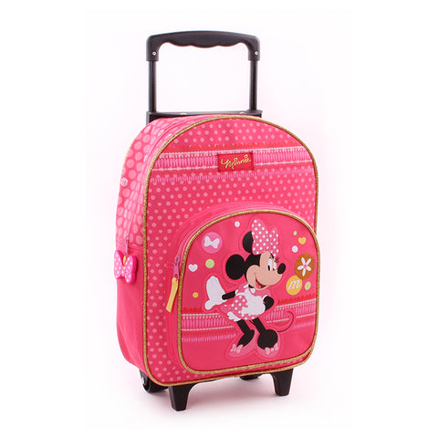 Trolley Zaino Minnie Mouse Dreams are Forever | VADOBAG | RocketBaby.it