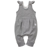 Salopette Unicorn Grigio | PINOKIO | RocketBaby.it