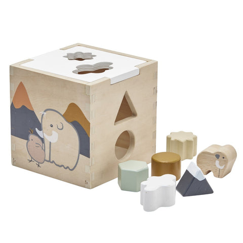 Cubo con Forme Neo | KIDS CONCEPT | RocketBaby.it