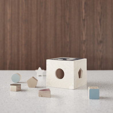 Cubo Con Forme Aiden | KIDS CONCEPT | RocketBaby.it