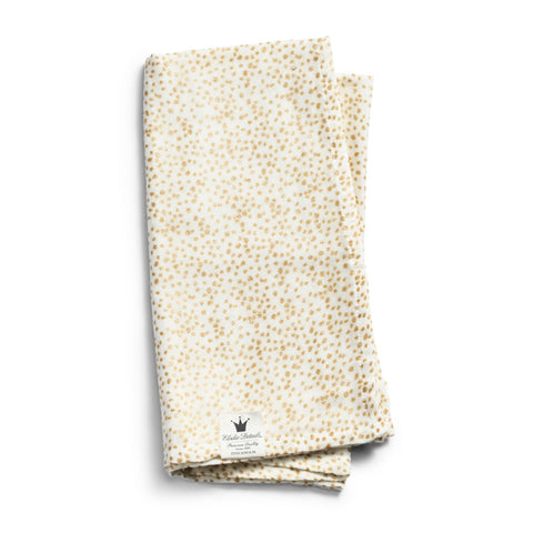Set 2 Copertine SWADDLE Bamboo Gold Shimmer | ELODIE DETAILS | RocketBaby.it