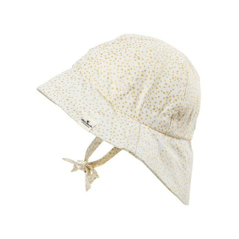 Cappellino Per Il Sole Gold Shimmer | ELODIE DETAILS | RocketBaby.it