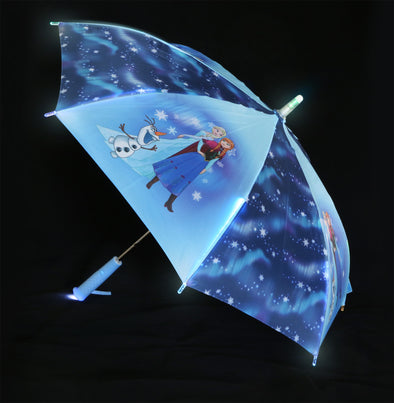 Ombrello Frozen Con Illuminazione | LEGLER | RocketBaby.it