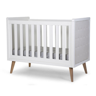 Culla Retro Rio White 60x120 Cm | CHILDHOME | RocketBaby.it