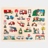 Puzzle Divertimento Urbano | LEGLER | RocketBaby.it