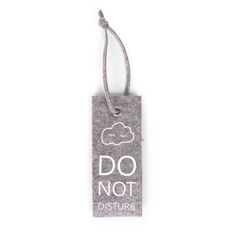 Appendiporta Grigio Do not Disturb | CHILDHOME | RocketBaby.it