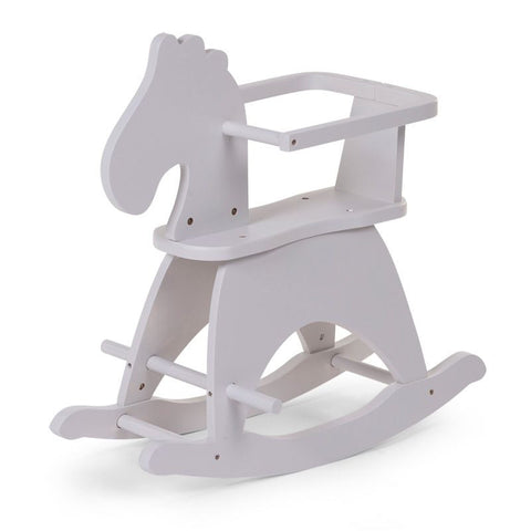 Cavallo a Dondolo Grigio - CHILDHOME - RocketBaby.it - RocketBaby