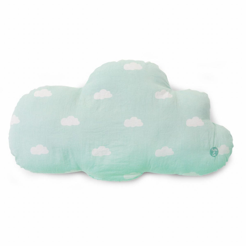 Cuscino Nuvola Menta | CHILDHOME | RocketBaby.it