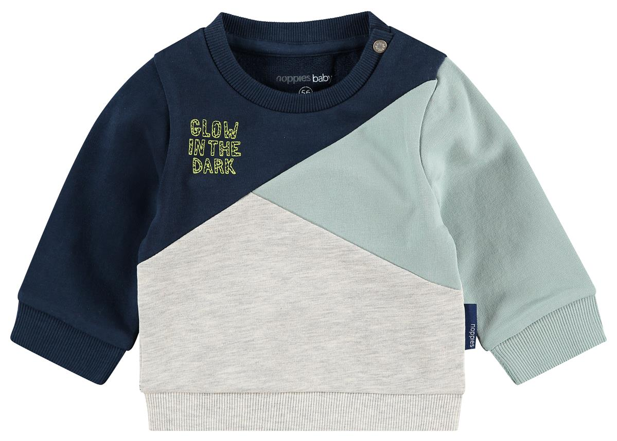f41354aa4 Noppies-Dark blue Kettering Sweatshirt – Rocketbaby