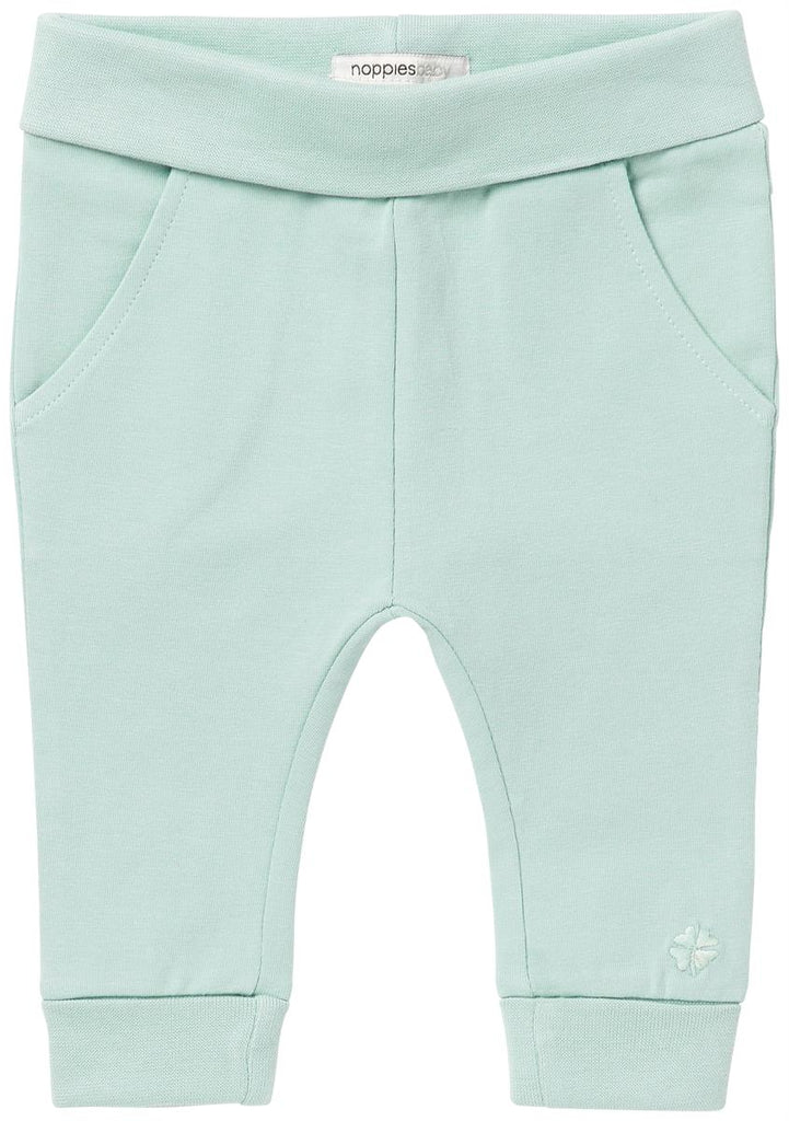 Pantaloni Humpie Verde Menta | NOPPIES | RocketBaby.it