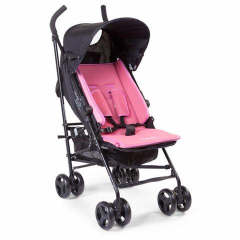 Materassino da Passeggino Reversibile in Neoprene Rosa - RocketBaby - 1