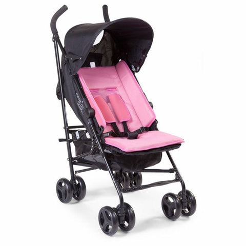 Materassino da Passeggino Reversibile in Neoprene Rosa - RocketBaby - 2