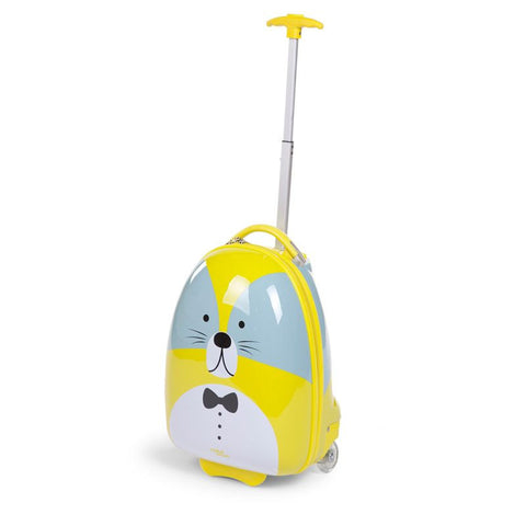 Trolley Giallo Procione - RocketBaby - 2