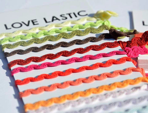 12 Braccialetti-Elastici per Capelli Love Lastic Wave | LOVE LASTIC | RocketBaby.it