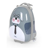 Trolley Grigio Tricheco | CHILDHOME | RocketBaby.it
