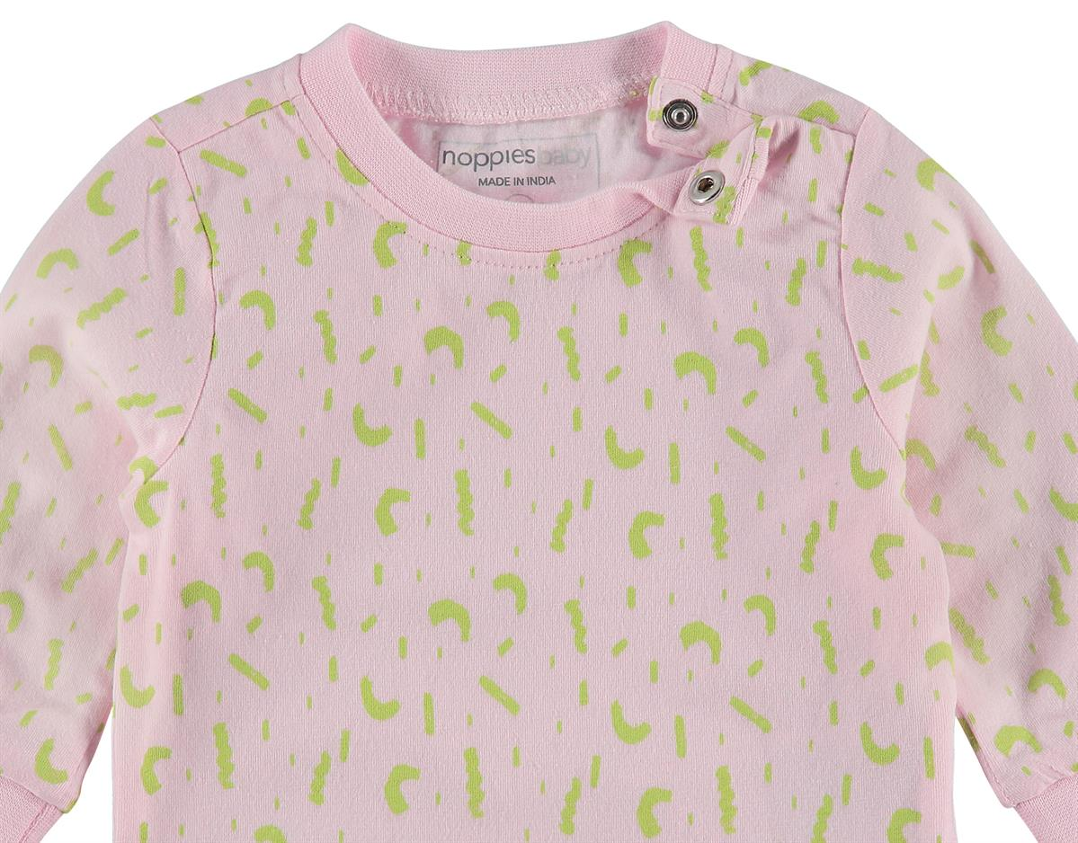 a95c9ad31 Noppies-Kossa Light pink sweatshirt – Rocketbaby