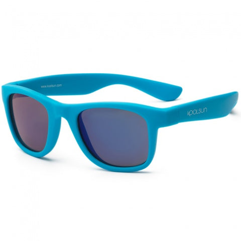 Occhiali da Sole Wave Neon Blue | KOOLSUN | RocketBaby.it