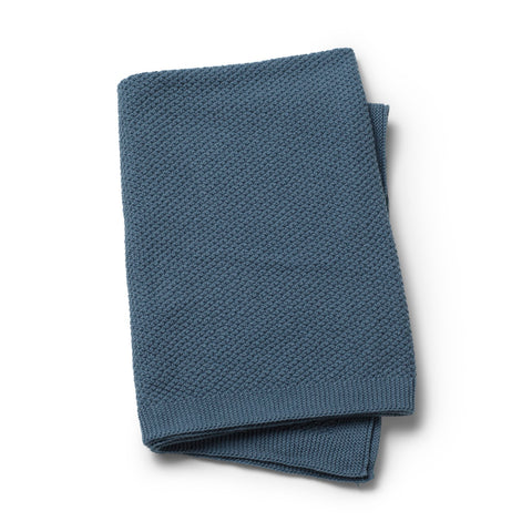 Coperta Moss Tender Blue | ELODIE DETAILS | RocketBaby.it