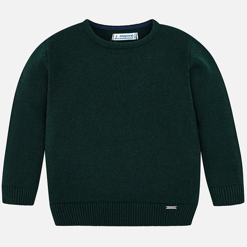 Maglione Collo Tondo Basico Pino Vigor | MAYORAL | RocketBaby.it