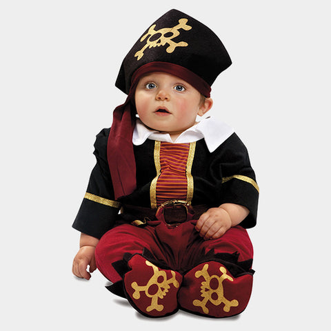 Costume Travestimento Pirata | MOM FUN COMPANY | RocketBaby.it