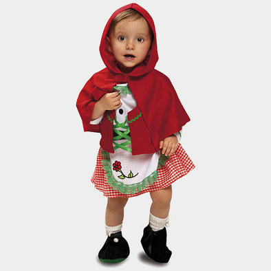 Costume Travestimento Cappuccetto Rosso | MOM FUN COMPANY | RocketBaby.it