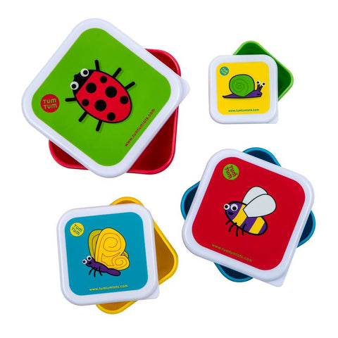 Set Snack Box Insetti | TUM TUM | RocketBaby.it
