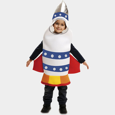 Costume Travestimento Razzo Spaziale | MOM FUN COMPANY | RocketBaby.it