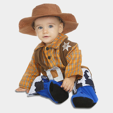 Costume Travestimento Baby Cowboy | MOM FUN COMPANY | RocketBaby.it