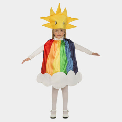 Costume Travestimento Arcobaleno | MOM FUN COMPANY | RocketBaby.it