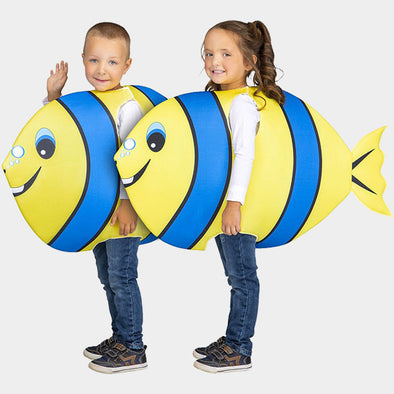 Costume Travestimento Pesce Giallo | MOM FUN COMPANY | RocketBaby.it