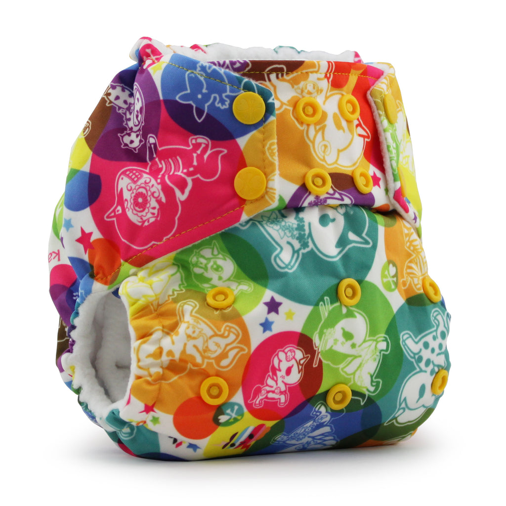 Pannolino Lavabile con Tasca Pocket Rumparooz Limited Edition TOKIDOKI - RocketBaby