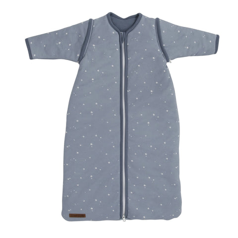 Sacco Nanna Con Maniche Little Stars Blue | LITTLE DUTCH | RocketBaby.it
