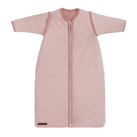 Sacco Nanna Con Maniche Little Stars Pink | LITTLE DUTCH | RocketBaby.it