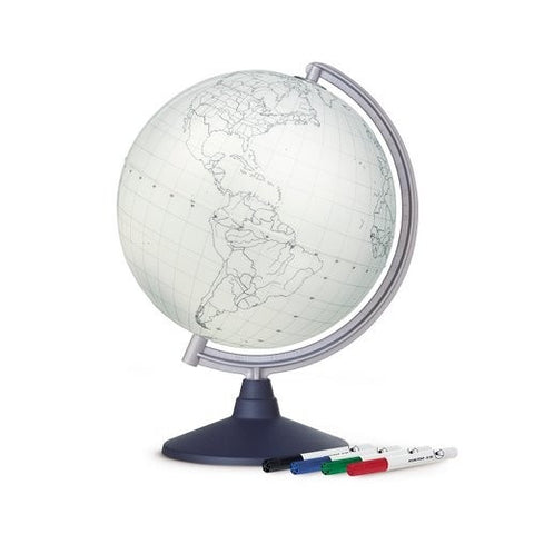 Mappamondo Blank Globe 30 cm |  | RocketBaby.it