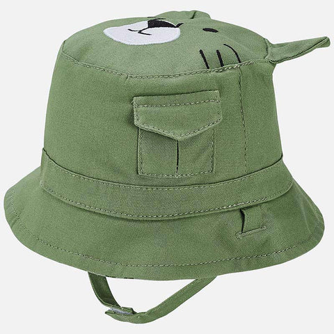 Cappello da Sole Reversibile Aloe | MAYORAL | RocketBaby.it